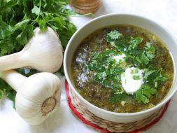 Изображение рецепта Борщ зеленый