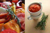 Соус из запеченных овощей