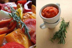 Изображение рецепта Соус из запеченных овощей