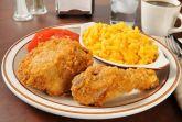 Курица в сыре