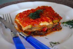 Изображение рецепта Овощная запеканка ''Майорка''