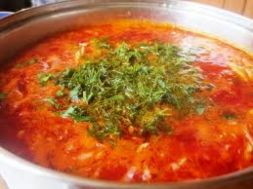 Изображение рецепта Борщ по-украински