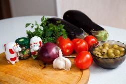 Изображение рецепта Баклажаны тушеные