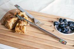 Изображение рецепта Грушевый пирог с корицей