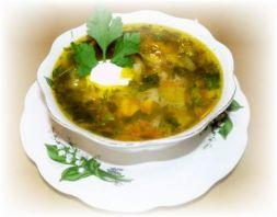 Изображение рецепта Рассольник с рисом
