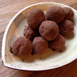 Изображение рецепта Бразильские конфеты ''Бригадейрос'' на кокосовом молоке