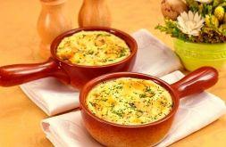 Изображение рецепта Омлет с креветками