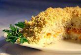 Салат Мимоза с морковью