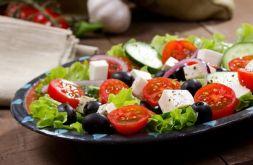 Изображение рецепта Греческий салат с фетой