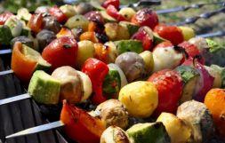 Изображение рецепта Шашлык из овощей