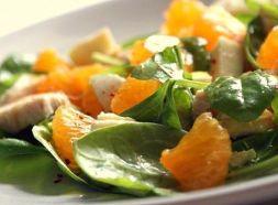 Изображение рецепта Салат с курицей и мандаринами
