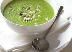 Изображение рецепта Холодный суп из брокколи