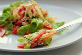 Хрустящий летний салат