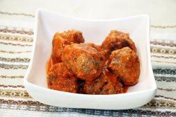 Изображение рецепта Тефтели говяжьи в томатном соусе