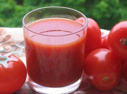 Изображение рецепта Пряный томатный сок