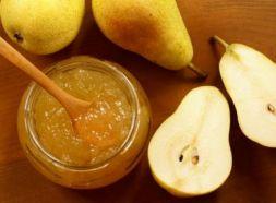 Изображение рецепта Грушевый джем с апельсином