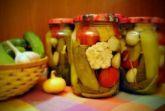 Овощное ассорти с яблочным уксусом