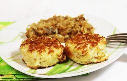 Изображение рецепта Рыбные котлеты с сыром