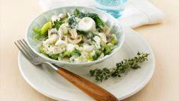 Изображение рецепта Ризотто с грибами и шпинатом