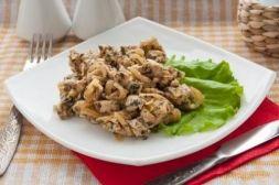 Изображение рецепта Куриное филе в молочном соусе