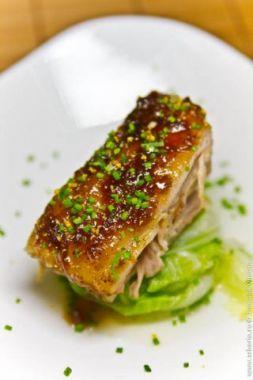Изображение рецепта Свинина в медовой глазури