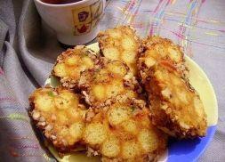 Изображение рецепта Сливочная колбаска из ирисок