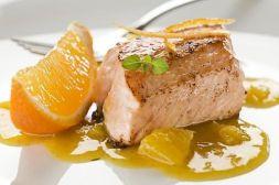 Изображение рецепта Апельсиновый соус к рыбе