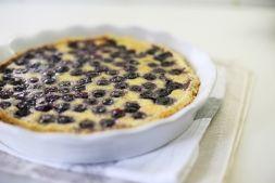 Изображение рецепта Финский черничный пирог
