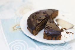 Изображение рецепта Тройной шоколадный торт