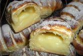 Французские булочки с кремом