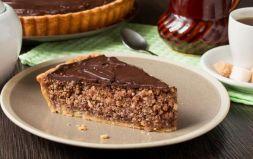 Изображение рецепта Песочный пирог с орехами
