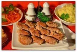 Изображение рецепта Свиные рулетики с сыром и чесноком