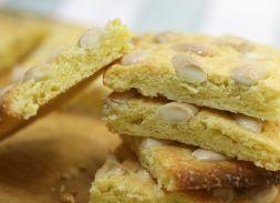 Изображение рецепта Бретонский пирог с миндалем