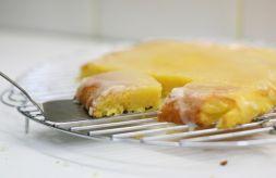 Изображение рецепта Сочный апельсиновый пирог