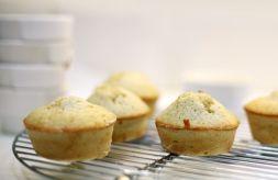 Изображение рецепта Миндально-сливочные кексы на белках