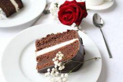 Изображение рецепта Постный шоколадный бисквит в мультиварке