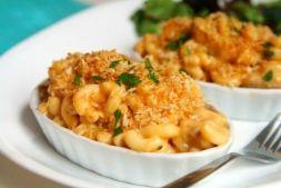 Изображение рецепта Мак-н-чиз: макароны по-американски