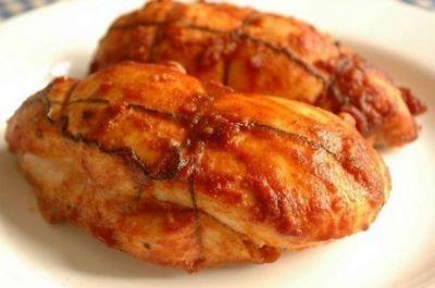 Изображение рецепта ''Пастрома из куриного филе''