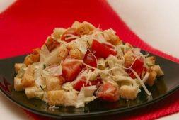 Изображение рецепта Салат с красной рыбой ''Сардиния''