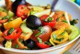 Изображение рецепта Итальянский хлебный салат ''Панцанелла''