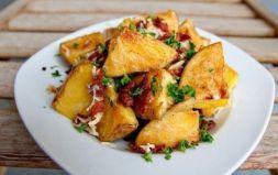 Изображение рецепта Картошка по-деревенски с беконом