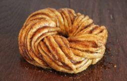 Изображение рецепта Эстонское кольцо с корицей