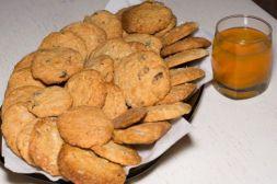 Изображение рецепта Домашнее овсяное печенье