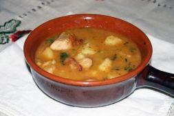 Изображение рецепта Чанахи со свининой и картофелем