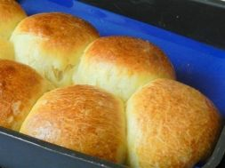 Изображение рецепта Творожные булочки из дрожжевого теста
