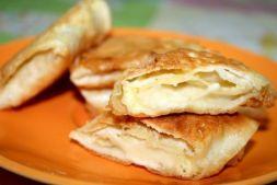 Изображение рецепта Конверты из лаваша с сыром