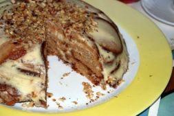 Изображение рецепта Пряничный торт без выпечки