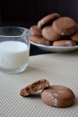 Изображение рецепта Домашние шоколадные пряники