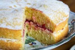 Изображение рецепта Бисквит королевы Виктории
