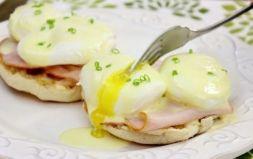 Изображение рецепта Яйца Бенедикт